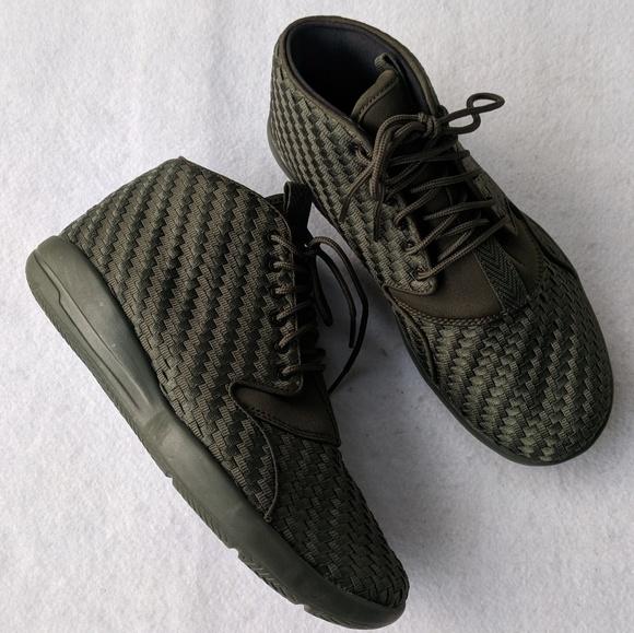 Air Jordan Eclipse Chukka Sequoia Black Sneakers. M 5a70856e00450fd9164b72ff 2f24992fd